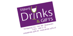 Gifts en drinks